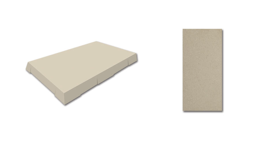 FAVO Beige Anti Acid Tile FVBEJK-10020018