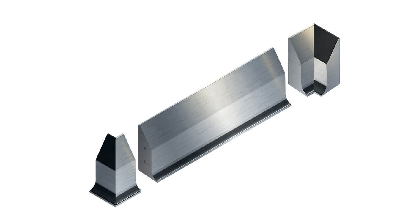 Stainless Steel Hygienic Kerb HBKOSS315100-00