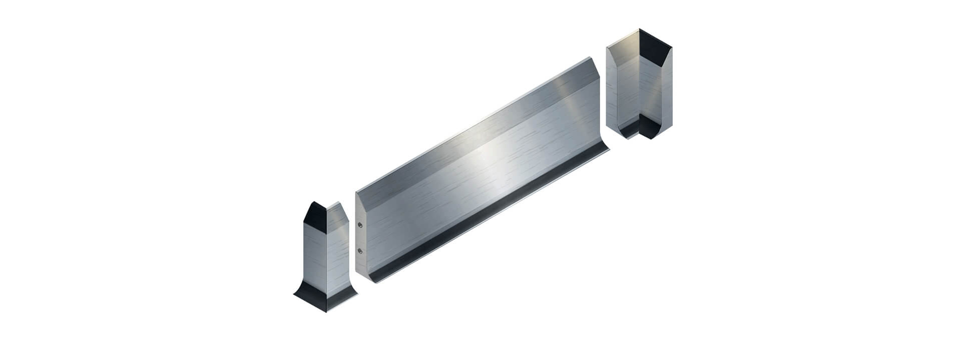 Stainless Steel Hygienic Kerb HBKOSS31550-000