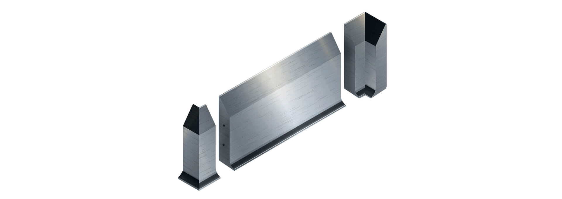 Stainless Steel Hygienic Kerb HBKOSS515100-00