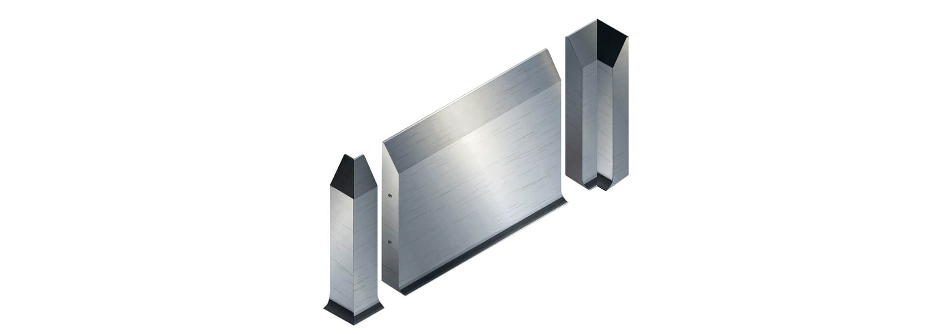 Stainless Steel Hygienic Kerb HBKOSS765100-00