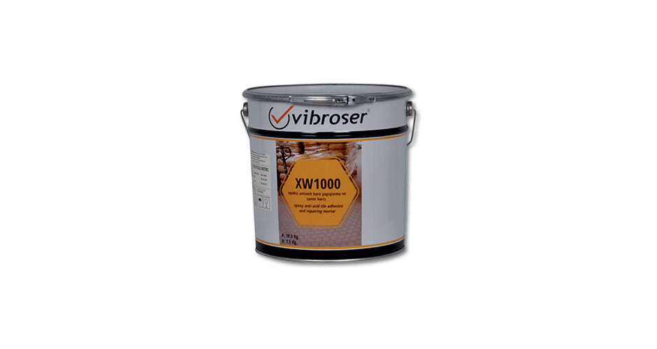 Epoxy Adhesive and Repair Mortar XW1000-0000EYTH