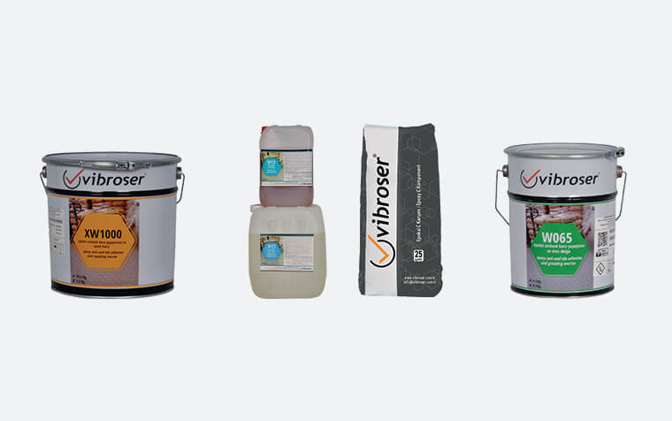 Epoxy Adhesives and Joint Sealant | Vibroser Global
