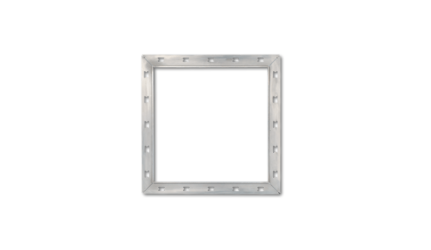 Stainless Frame Transition Joint Profiles PRFSS450-PGP004