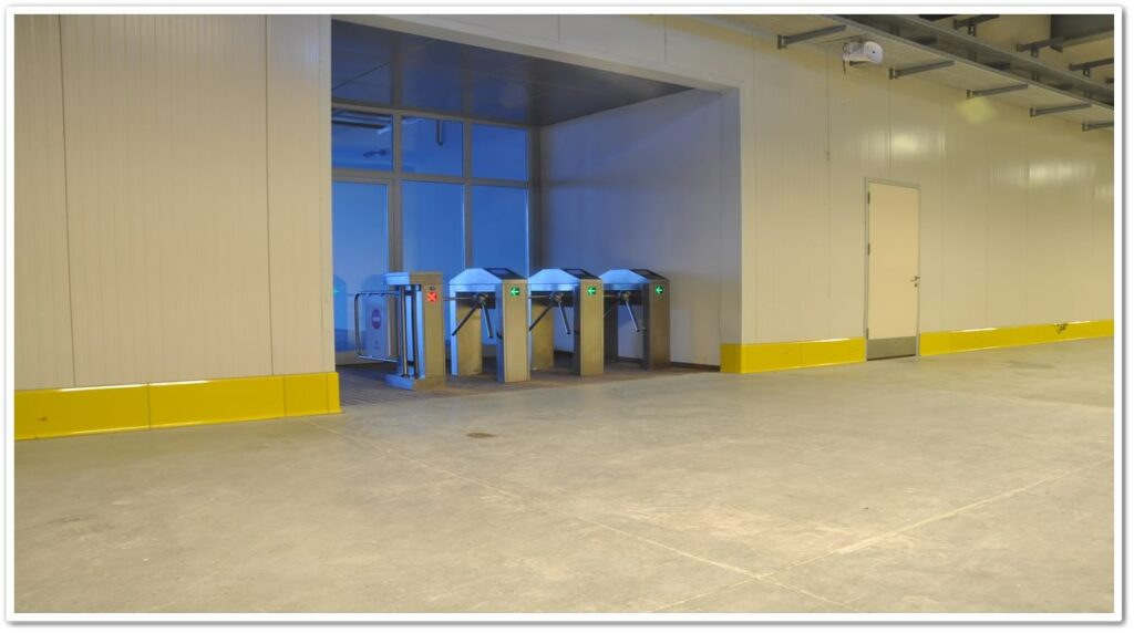 Industrial Skirting Protection Applications   Vibroser