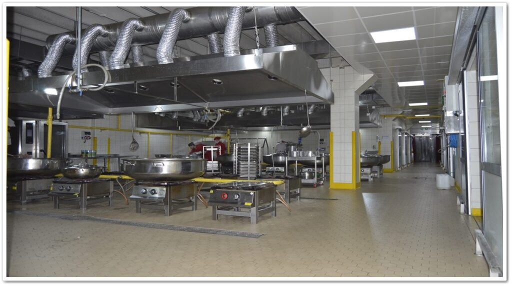 Hygienic Flexible Corner and Panel Protector Application   Vibroser