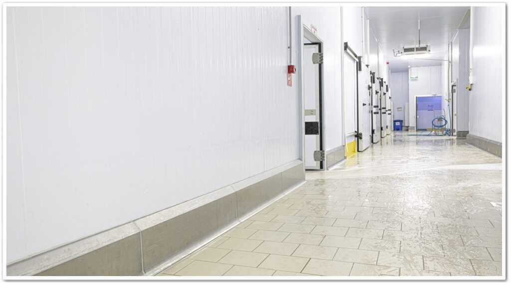 Industrial Hygiene Stainless Panel Protector   Vibroser