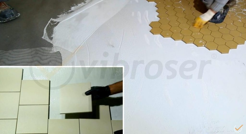 Vibroser Blog   Epoxy Adhesive and Joint Fillers