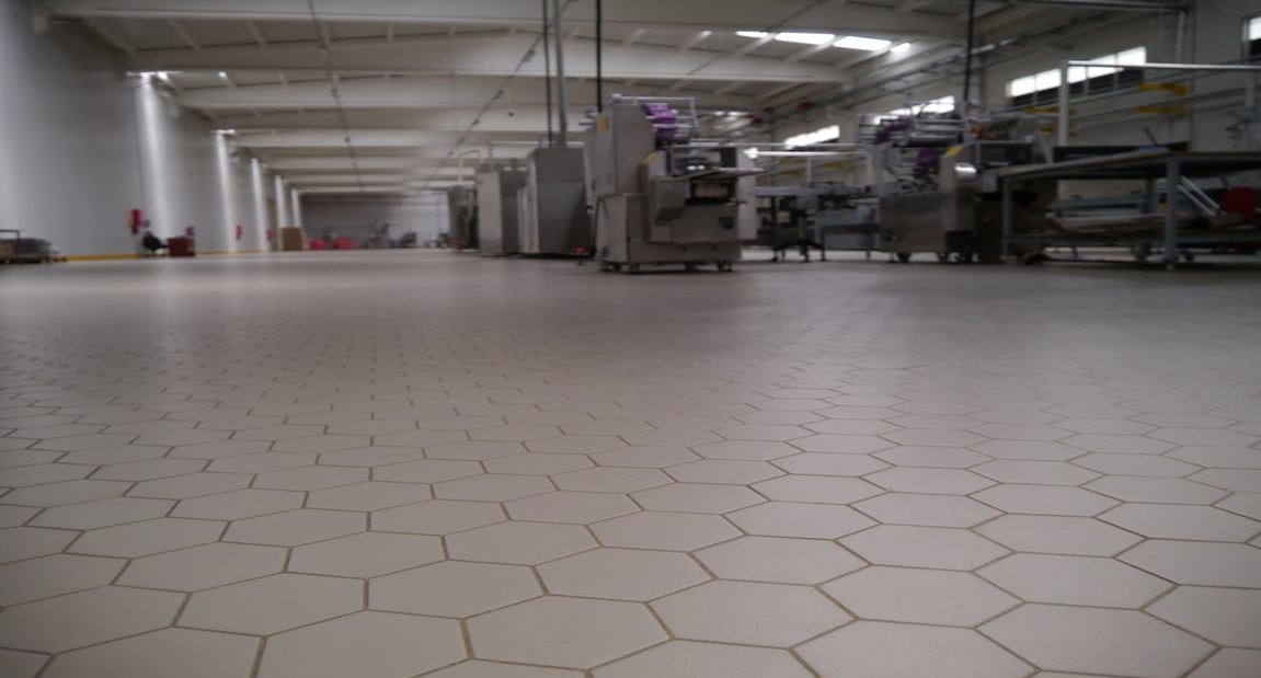 What are the Features of Industrial Hexagonal Tile Floor? Where to use?