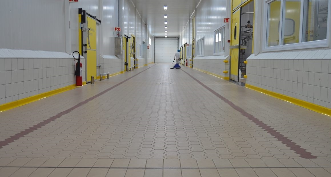 Food Manufacturing Flooring Features and Floor Selection