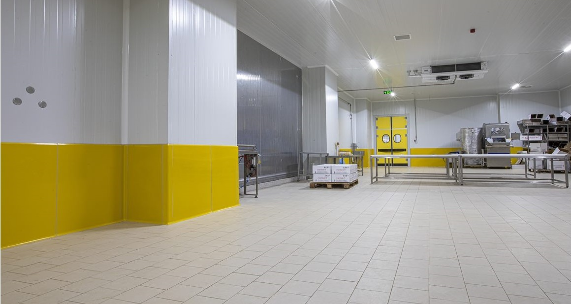 Hygienic Panels For Cold Storage And Factories