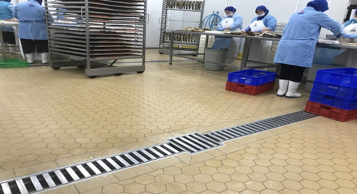 What is a Vibratory Ceramic Flooring System?