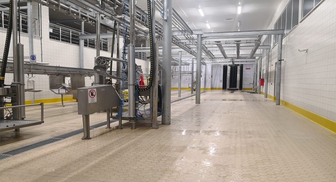 What are Industrial Floor Applications? What are the Features?