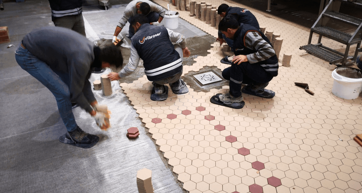 What is Industrial Porcelain Tile? What are the Features?